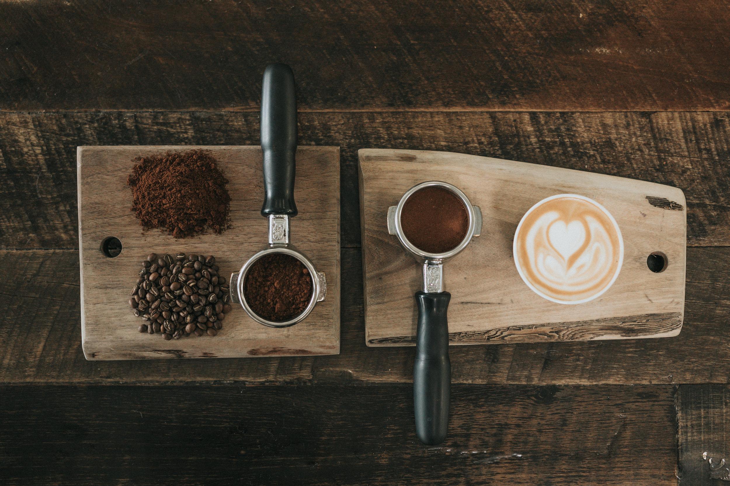 Coffee Shop - Lieu d'échange et de partage