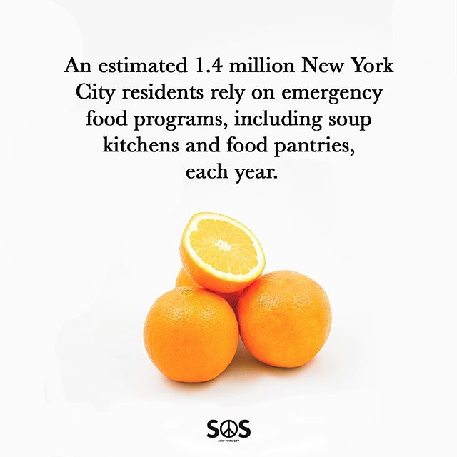 Food Bank For New York City has provided more than 1.2 billion meals to New Yorkers in need 🙏 Join us this Saturday from 1-4pm for a run and canned food drive benefiting @FoodBank4NYC at the Nike Joyride space in Williamsburg. Please bring canned/non-perishable goods to gain entry - sign up in our link in bio🆘🌎🌱👟