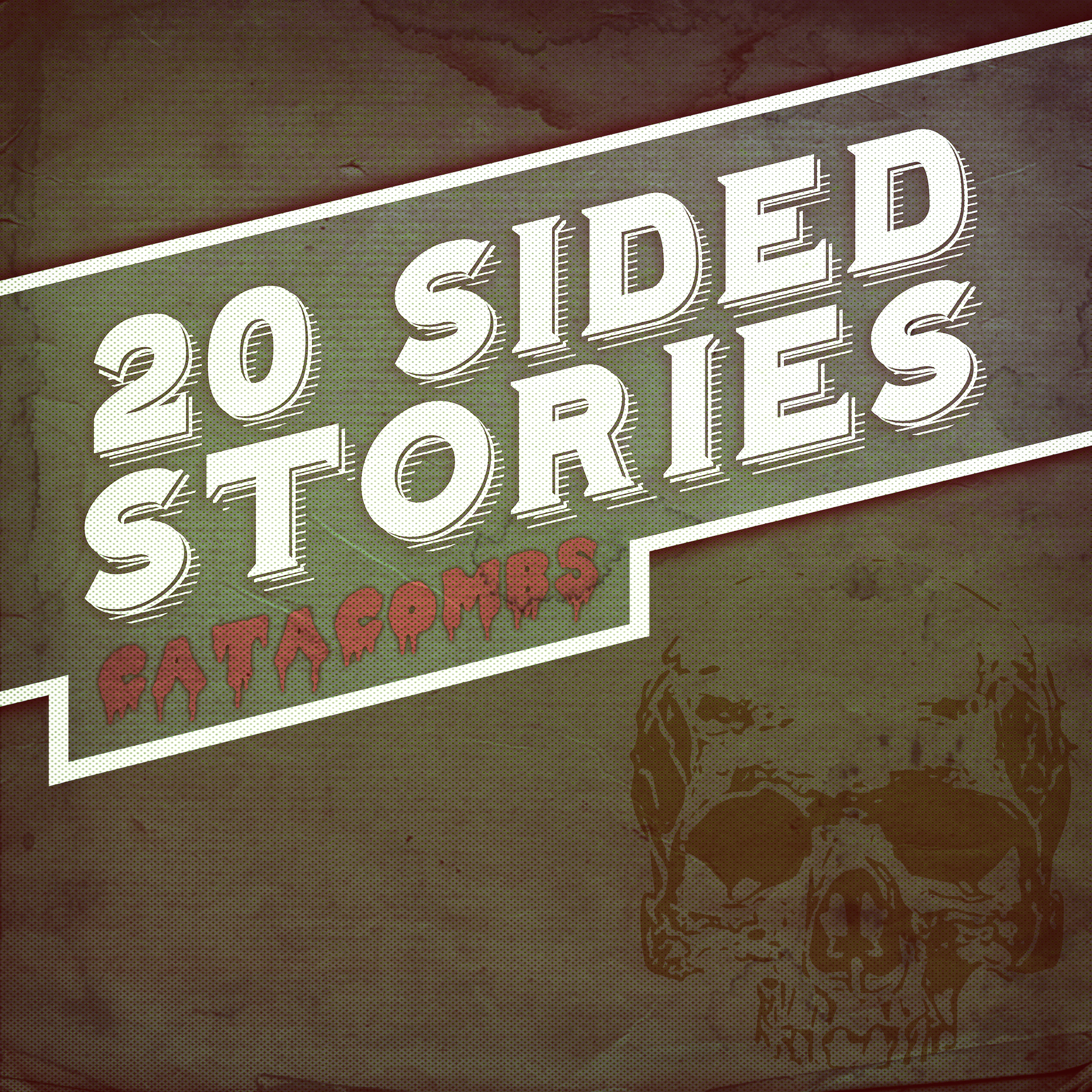 The Catacombs - Our top secret archive of off-shoots, Session Zeros, behind the scenes, character building, random discussions, cut buckets, improv scenes, and even more. This is how you find out who we really are, and what madness goes into making 20 Sided Stories.