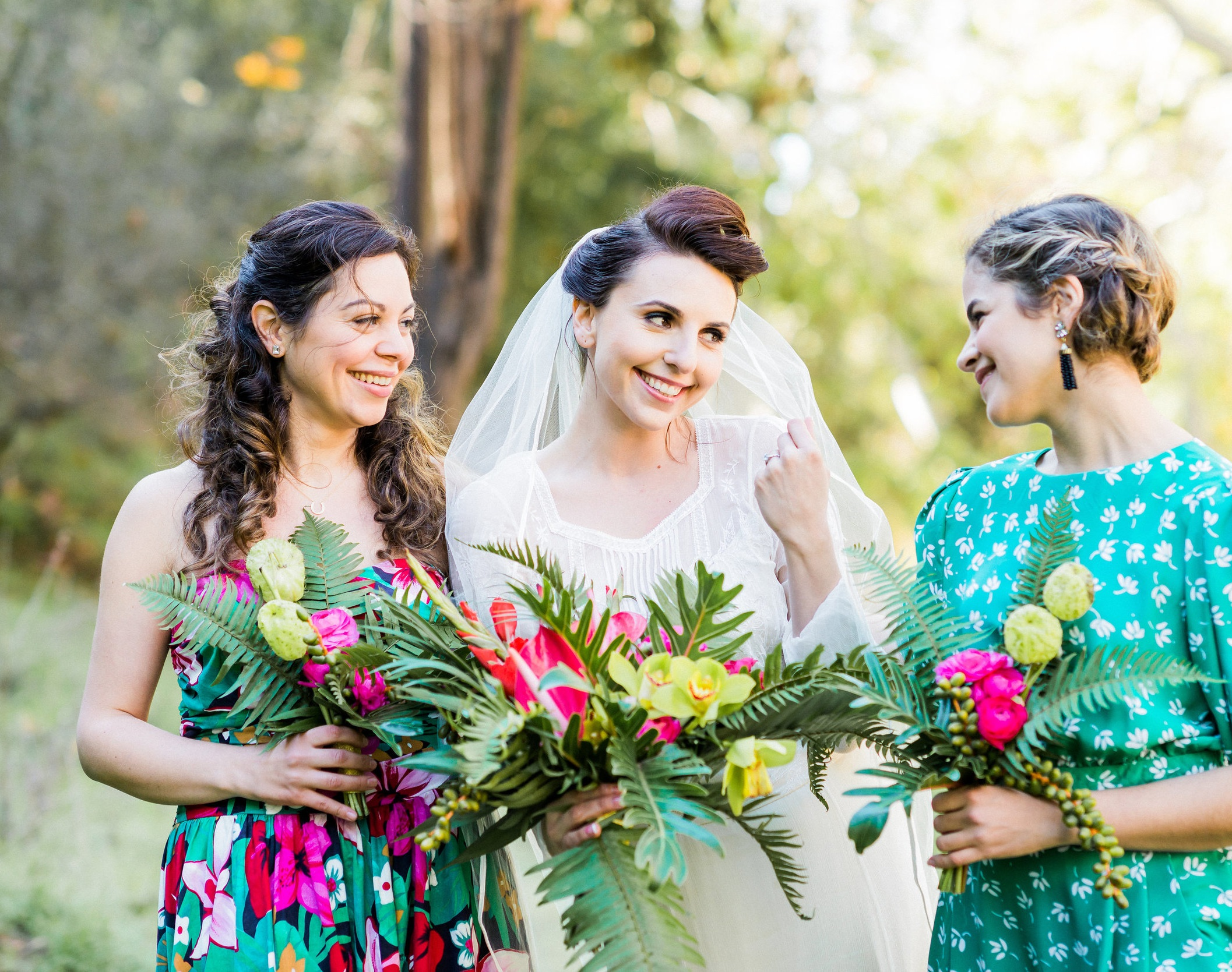 Friends & Family - starting at $1750The Bride's Bouquet4-6 Bridesmaid Bouquets5-7 Boutonnieres10-12 CenterpiecesBar & Cake flowers