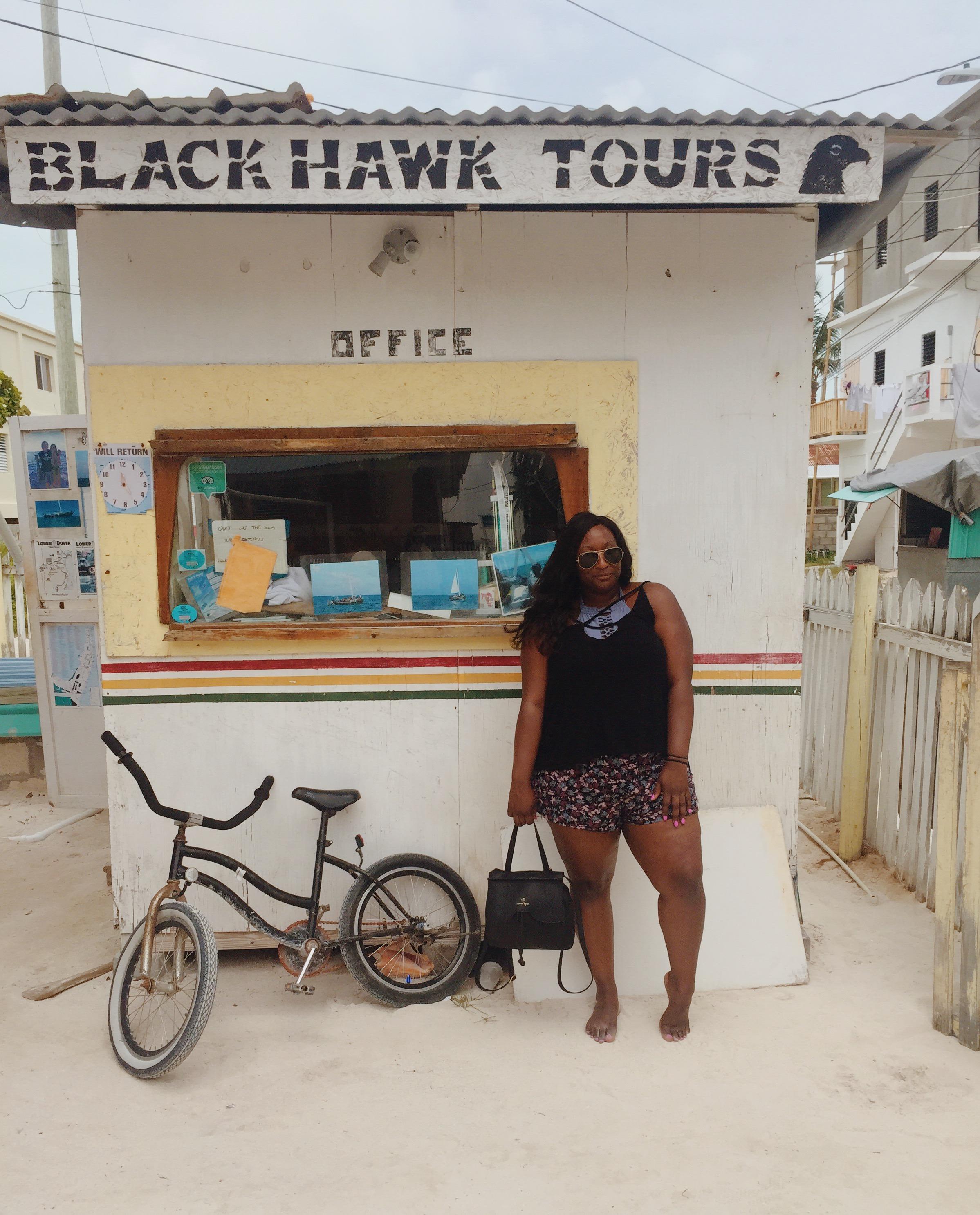 blackhawk tours