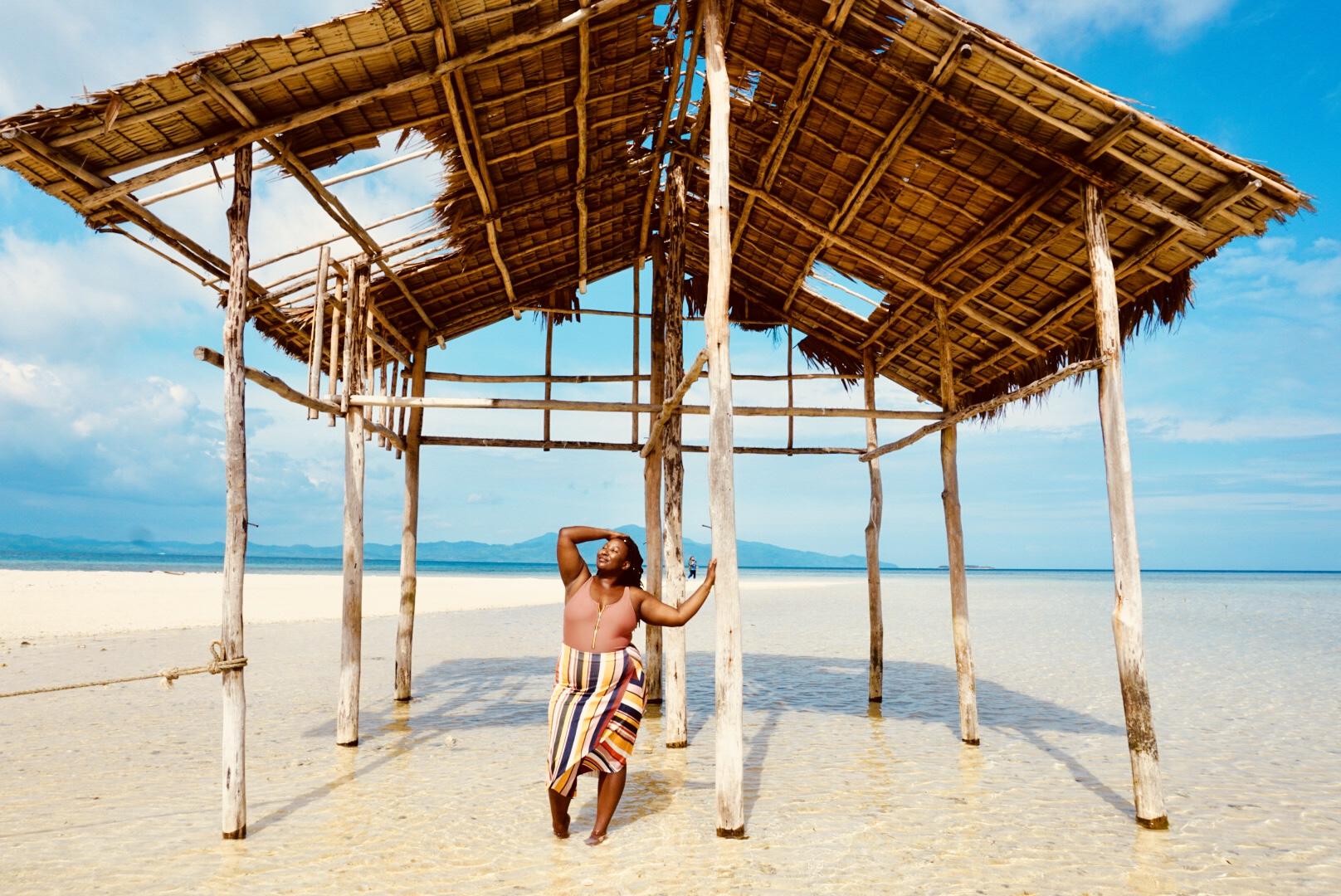 island living. Sand bar