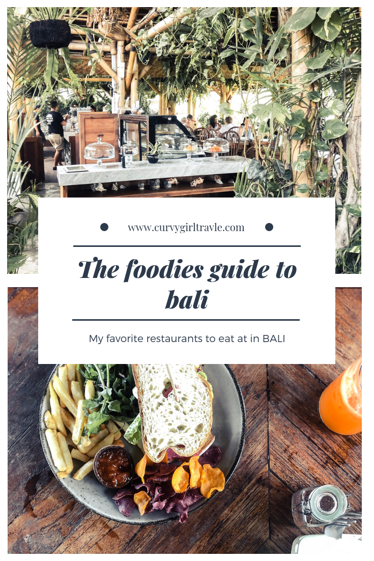 FOODIES GUIDE