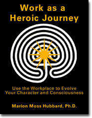 Work as a Heroic Journey Book Cover