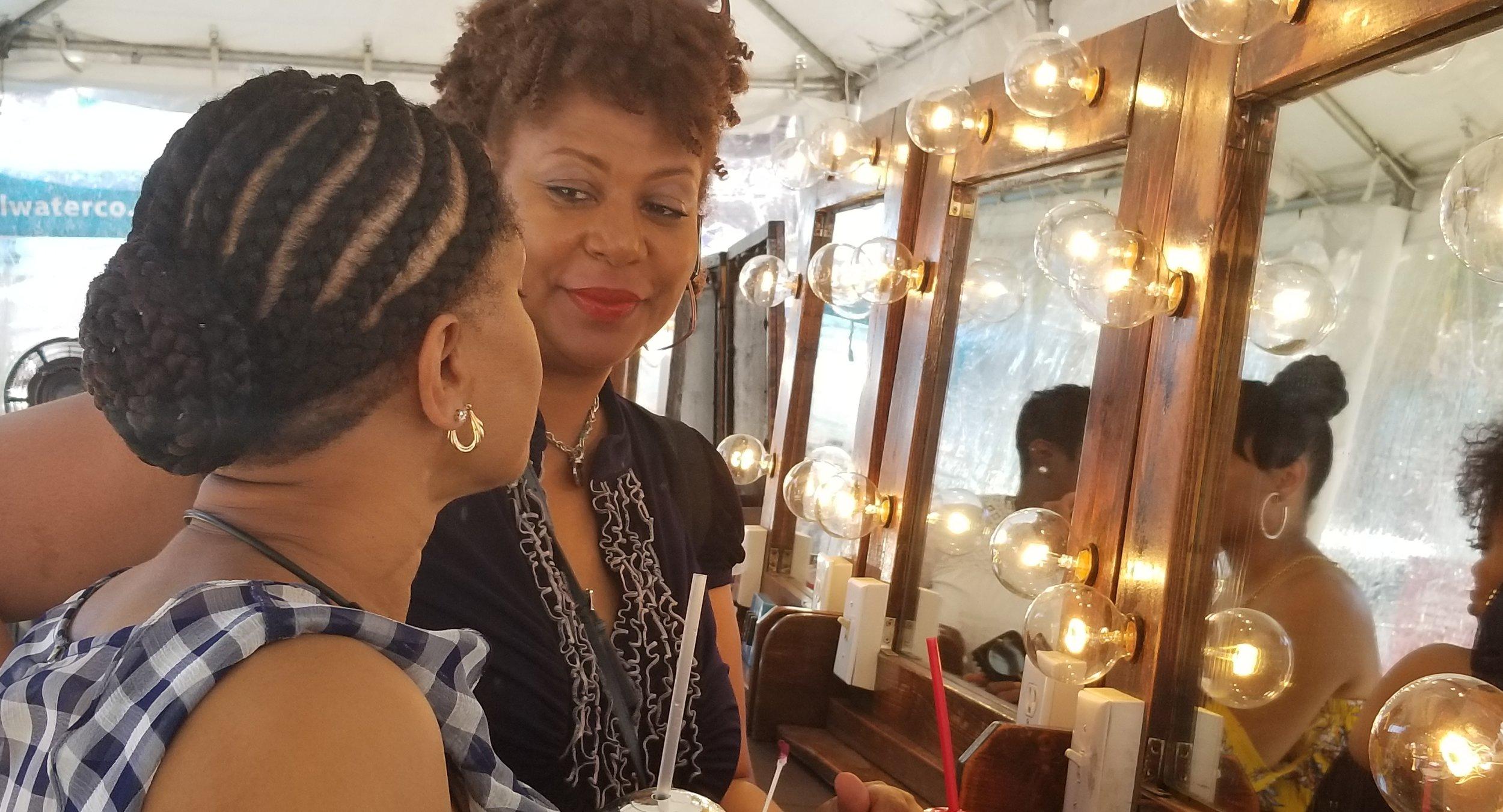 ASE Beauty Pop Up Essence Festival 2018