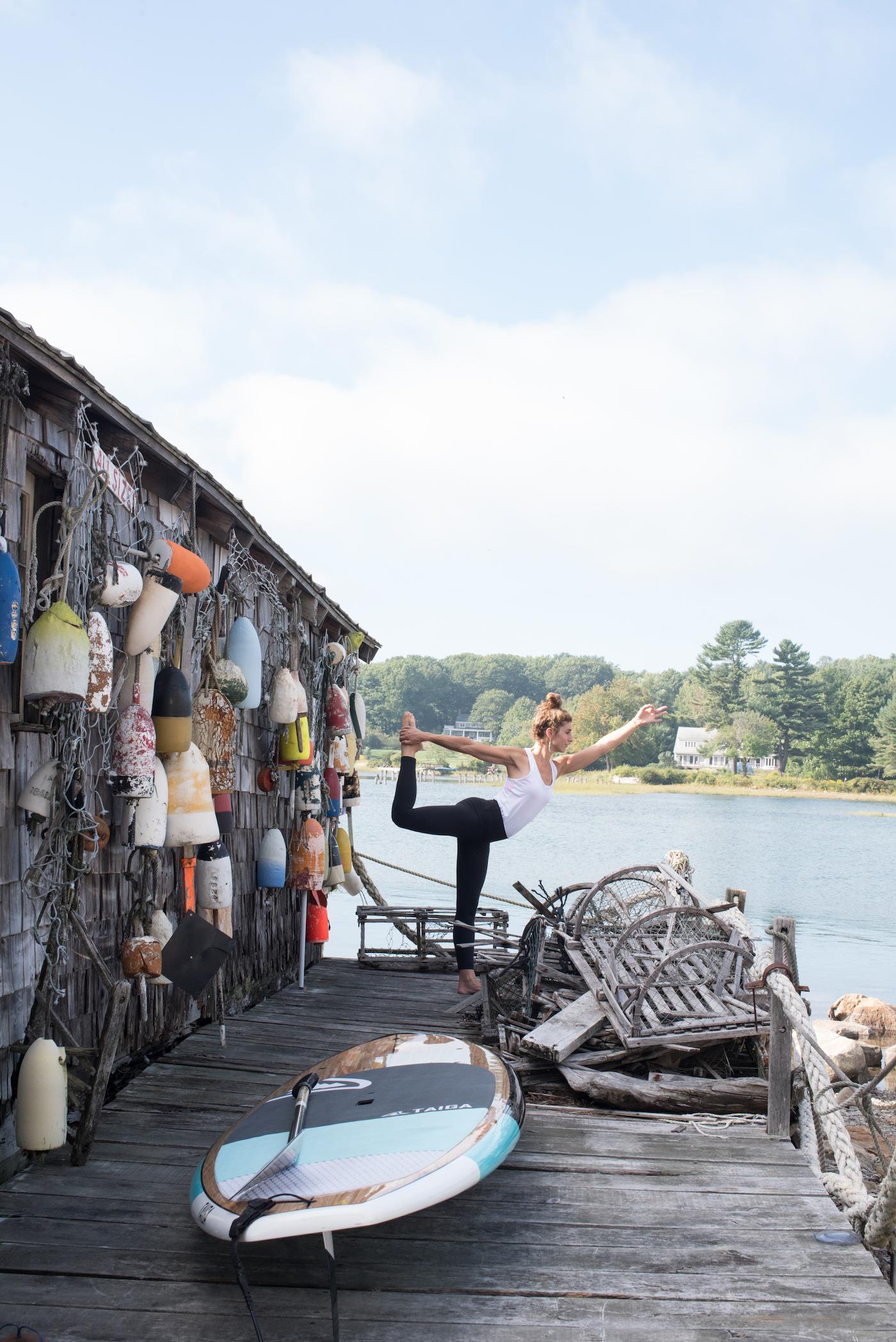 FORMATION PROFESSORALE EN SUP YOGA 40H - Vous êtes professeur de yoga et souhaitez vous spécialiser en SUP Yoga?