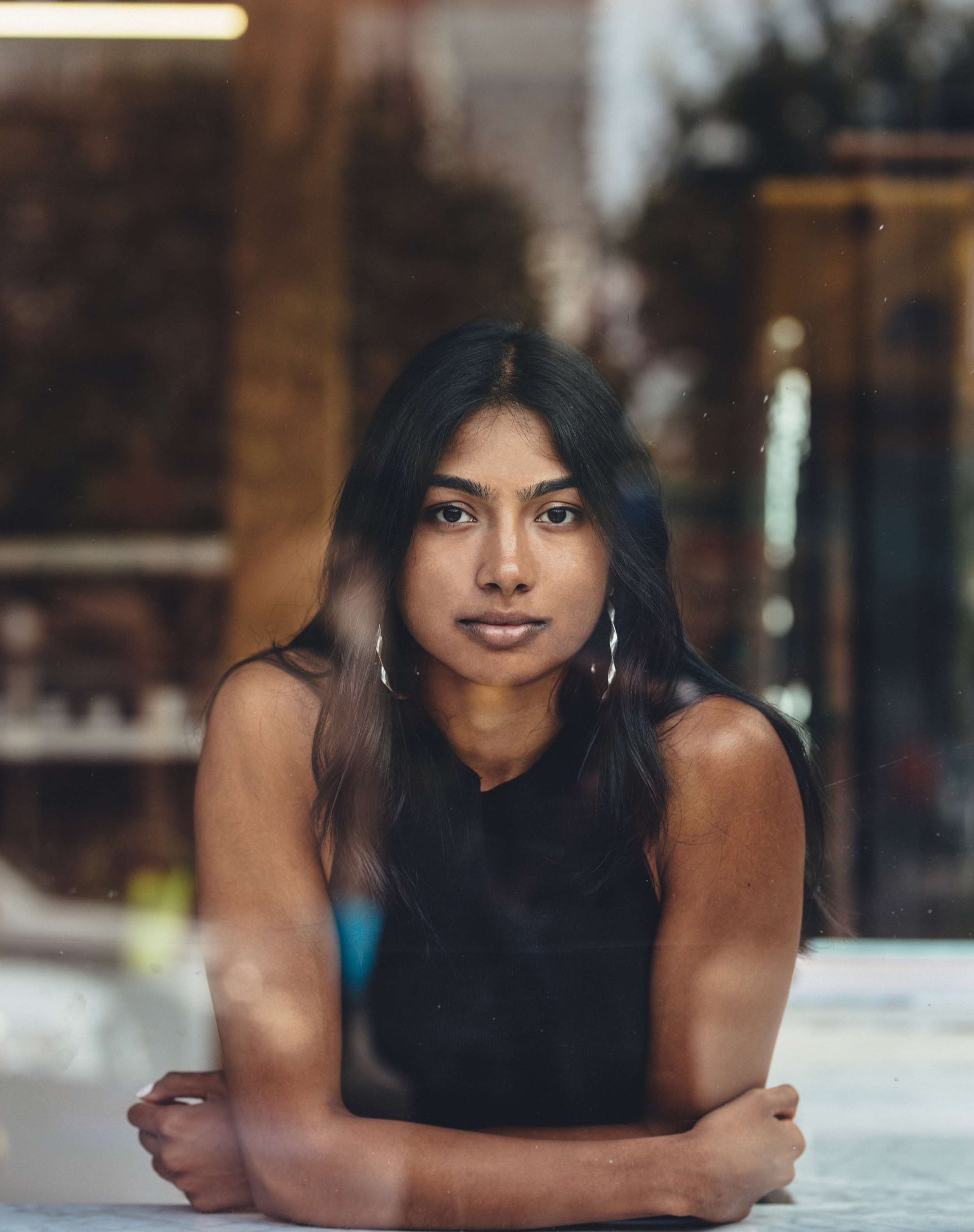 """ANGELINA D'SOUZA - """"The Sage"""" 