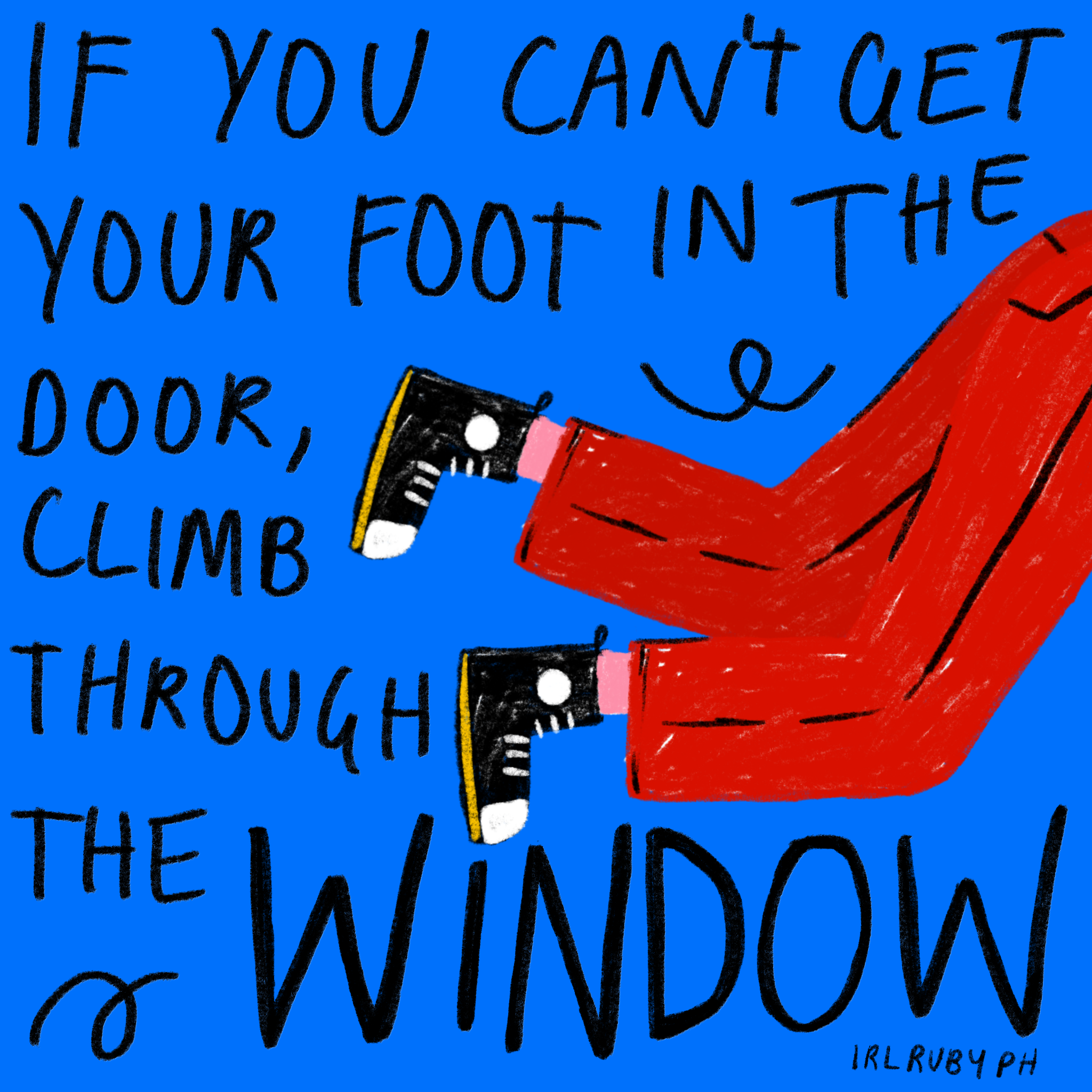 Foot in the Door - 2019