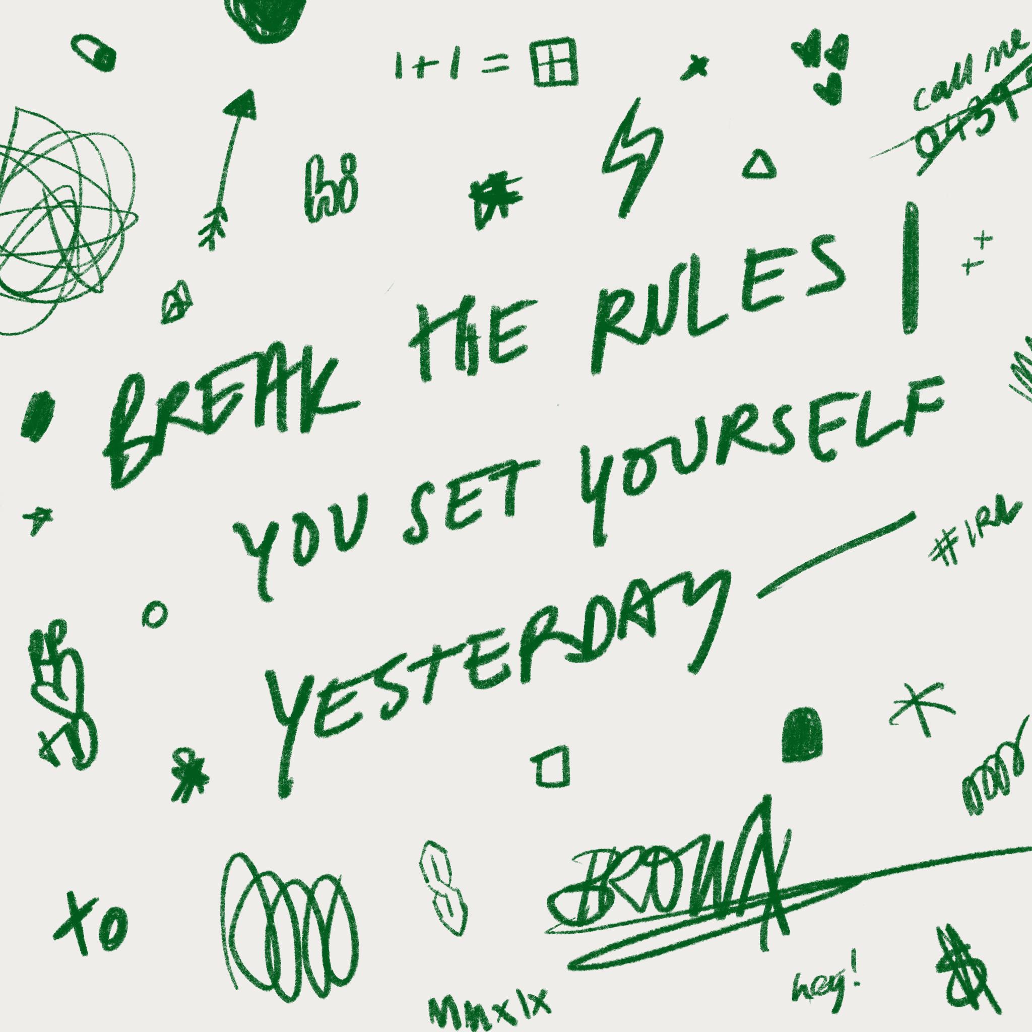 Rule Breaker - 2019