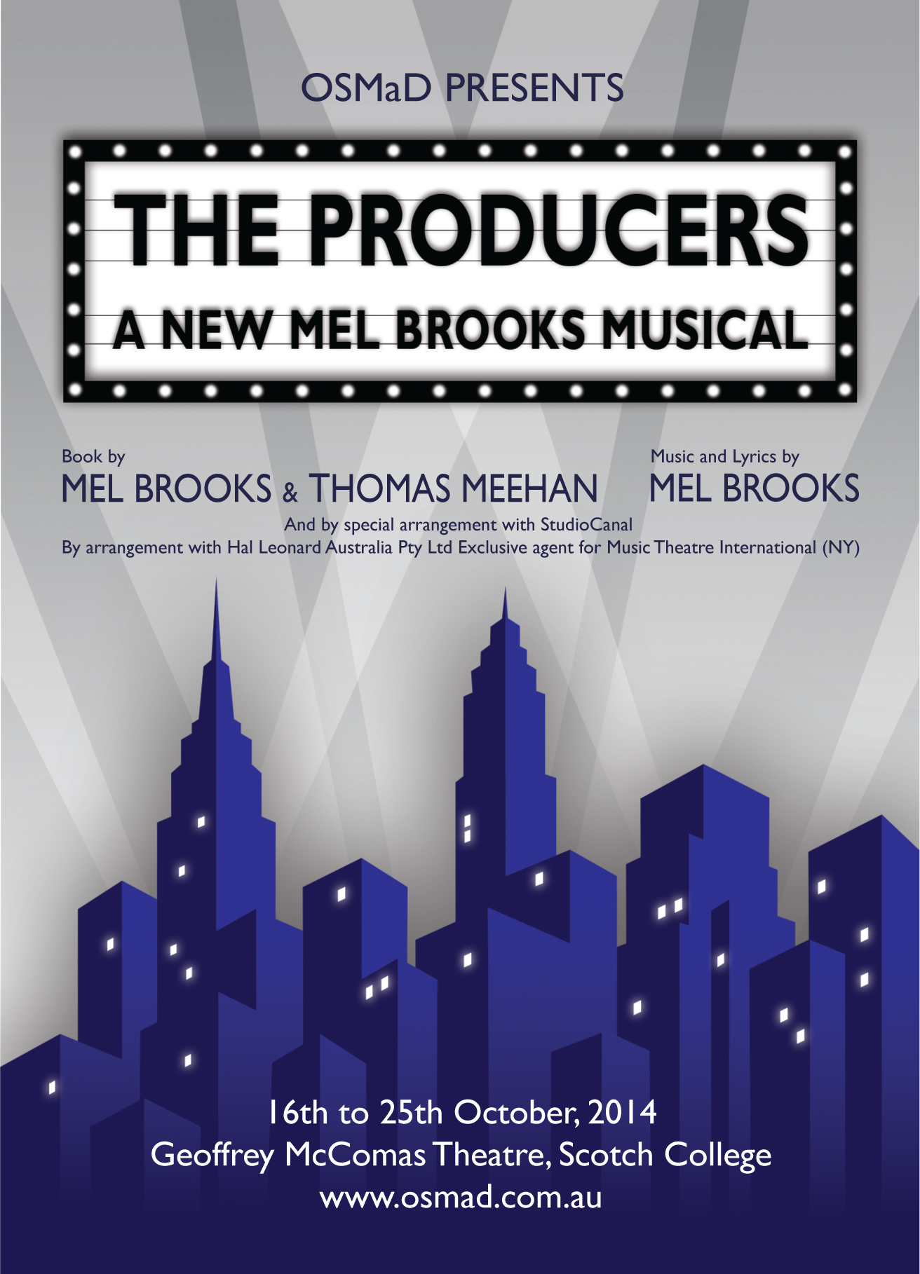 The Producers 2014
