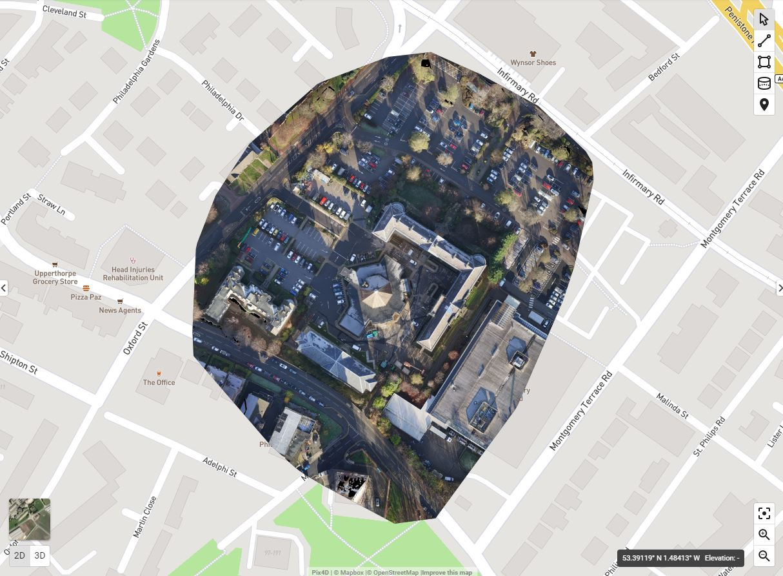 Drone Building Land Progress Survey.JPG