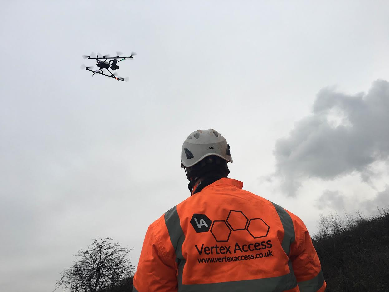 South Yorkshire Drone Survey