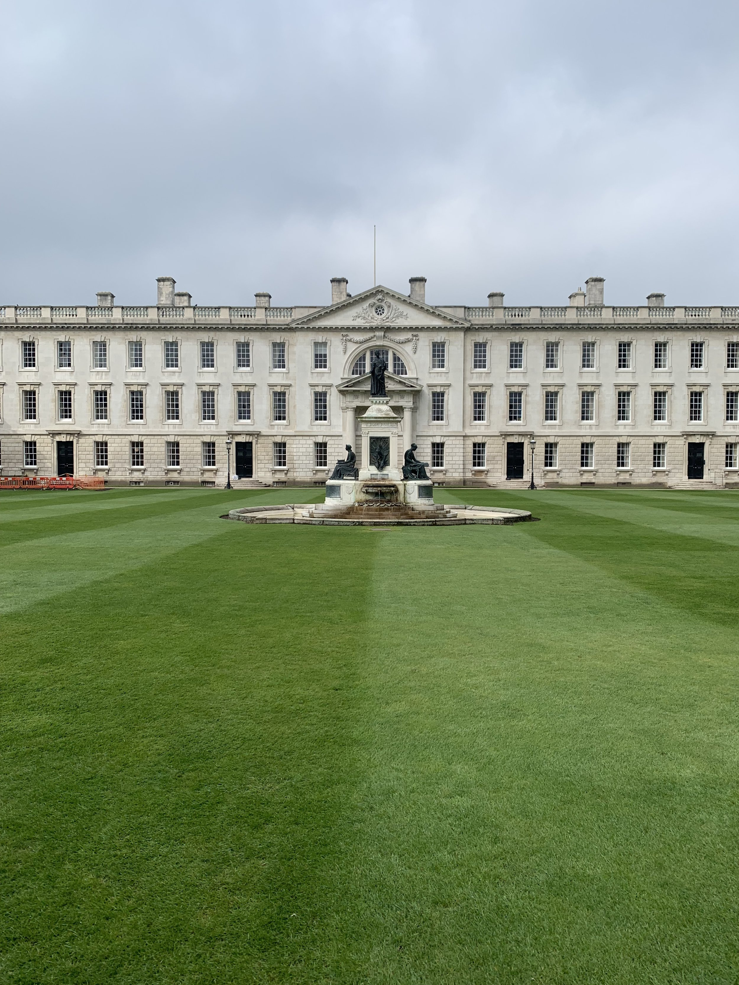 King's College Front Lawn