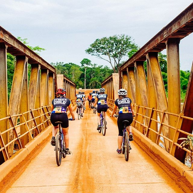 Bored of your daily commute? Tired of the same old cycle route? Well we've got the solution for you! This #CharityTuesday sign up to Ride Sierra Leone and we promise you won't be disappointed. From tropical jungle, along red dust tracks to one of Sierra Leone's most beautiful beaches this is a ride like no other and one you do NOT want to miss out on. Sign up today to make sure you don't miss out on your spot on this adventure of a lifetime!  #RideSierraLeone #StreetChildUK #SierraLeone #WestAfrica #CyclingChallenge #CharityChallenge  #RideForACause #PowerOfBicycles #DoGood  #Cycling #CyclingLife #cyclist #bikelife #InstaBike #cycle #ciclismo #InstaCycling #RoadCycling #biking #OutsideIsFree #FromWhereIRide #RoadsLikeThese #travel #AdventureTravel