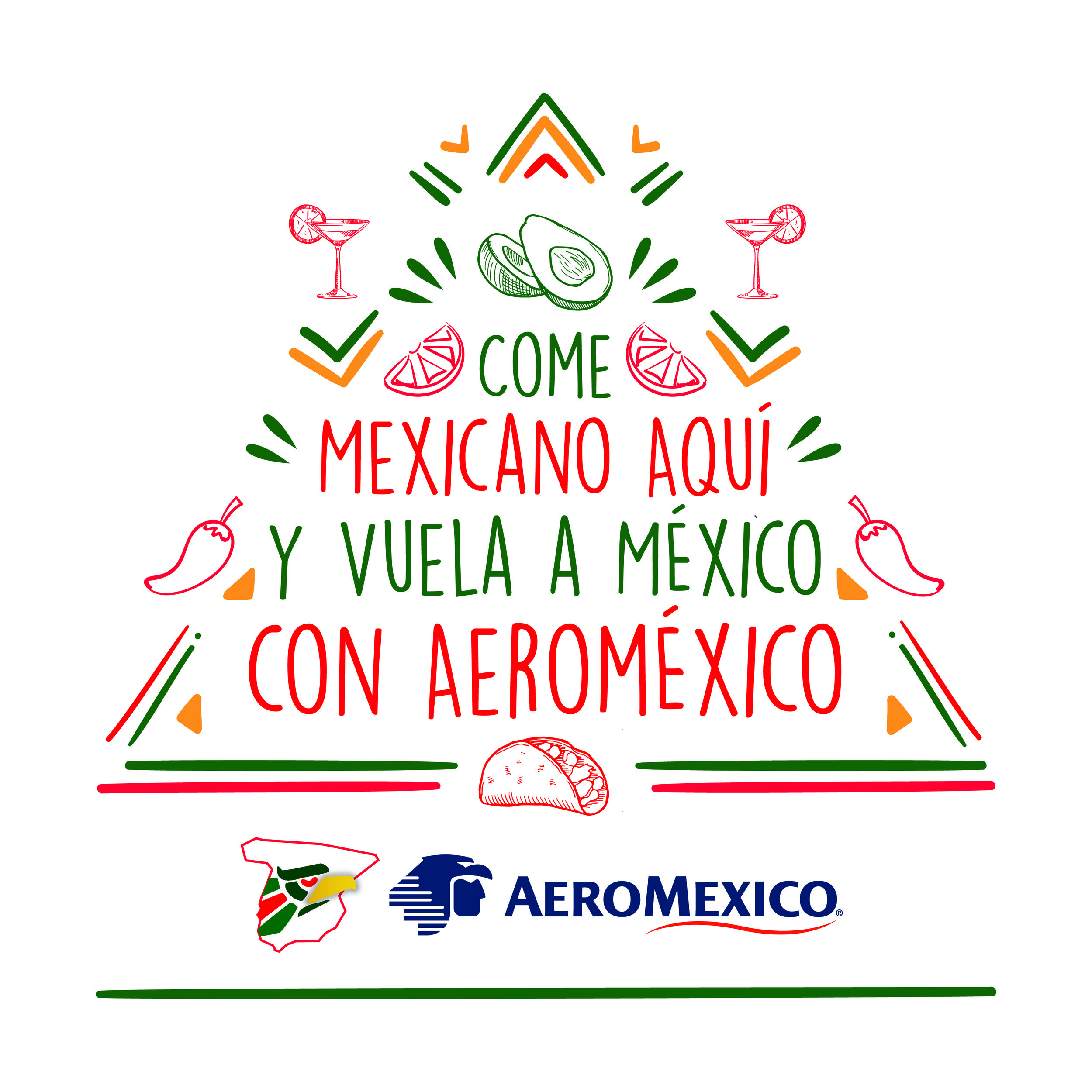 Yincana Mexicanos Aquí-