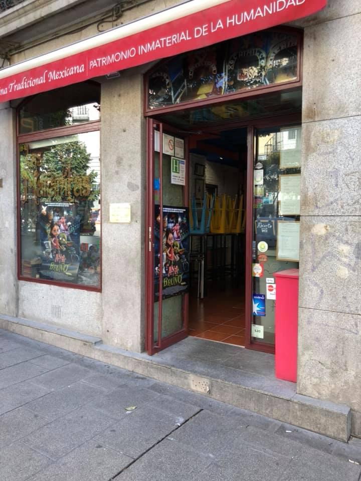 Sorteos Mexicanos Aquí - Las mañanitas Madrid