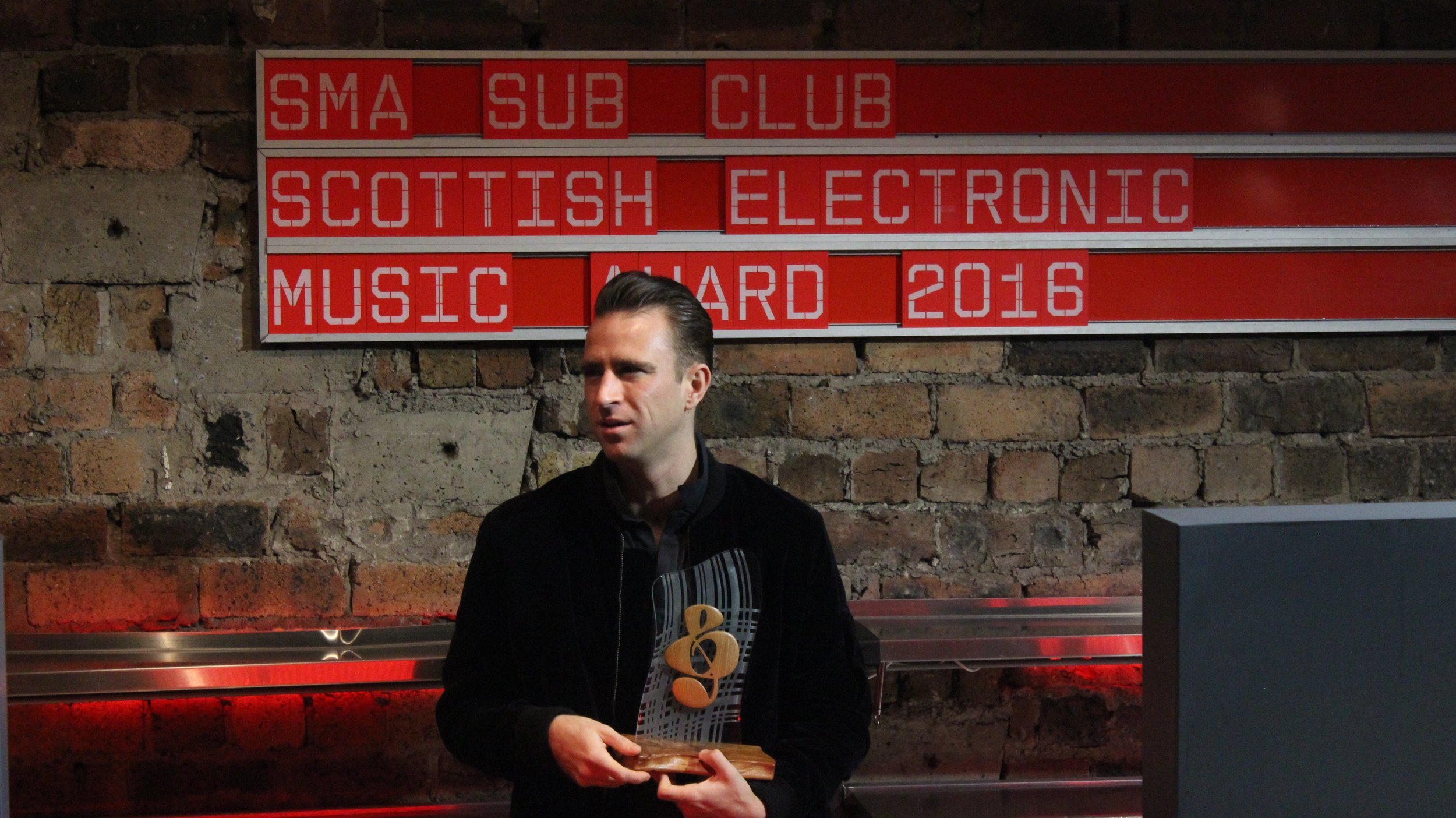 Jackmaster - Sub Club - SSE Music Awards