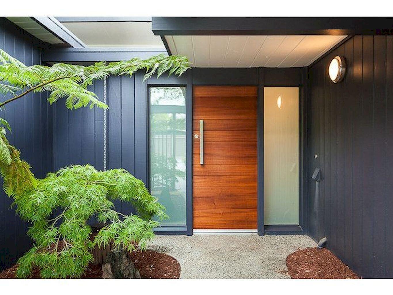 The Modern Front Door Midcentury