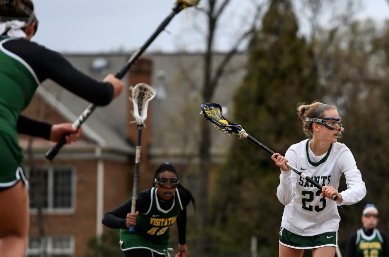 After ATV crash, doctors said her lacrosse career was over. She's back five months later. - by callie caplan, THE WASHINGTON POST