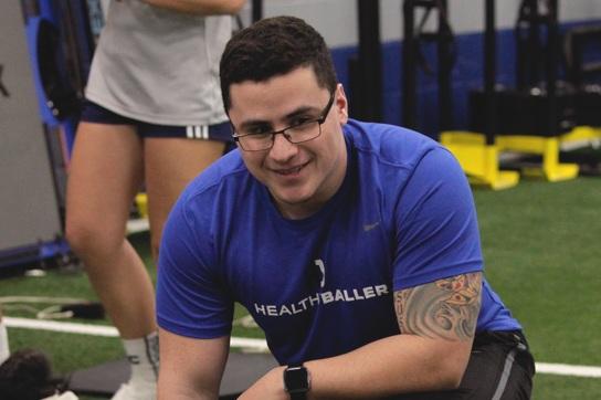 matthew - strength coach