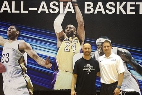Blair & Matt | NIKE All Asia Basketball Camp | June 2014