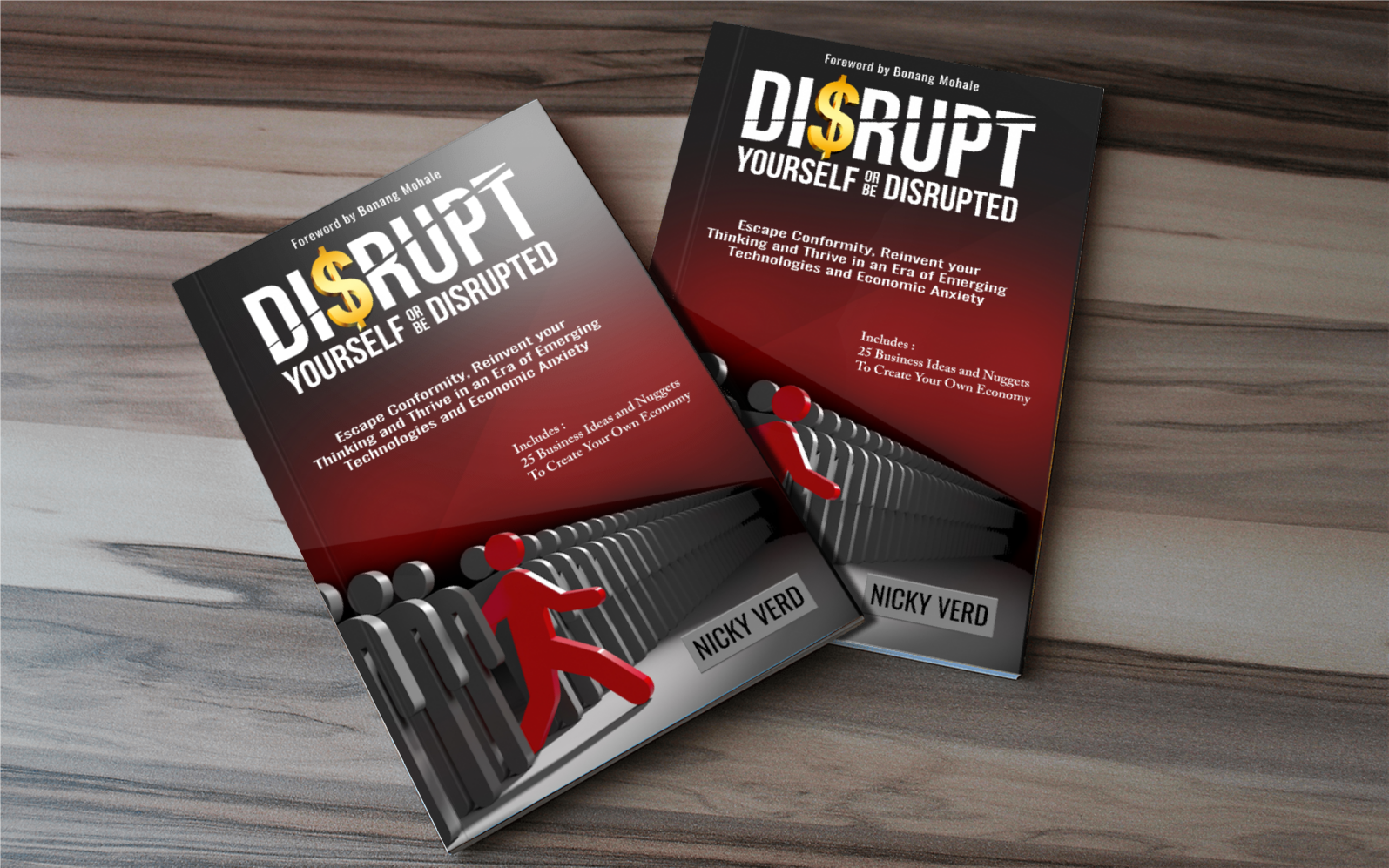 Disrupt Yourself or Be Disrupted