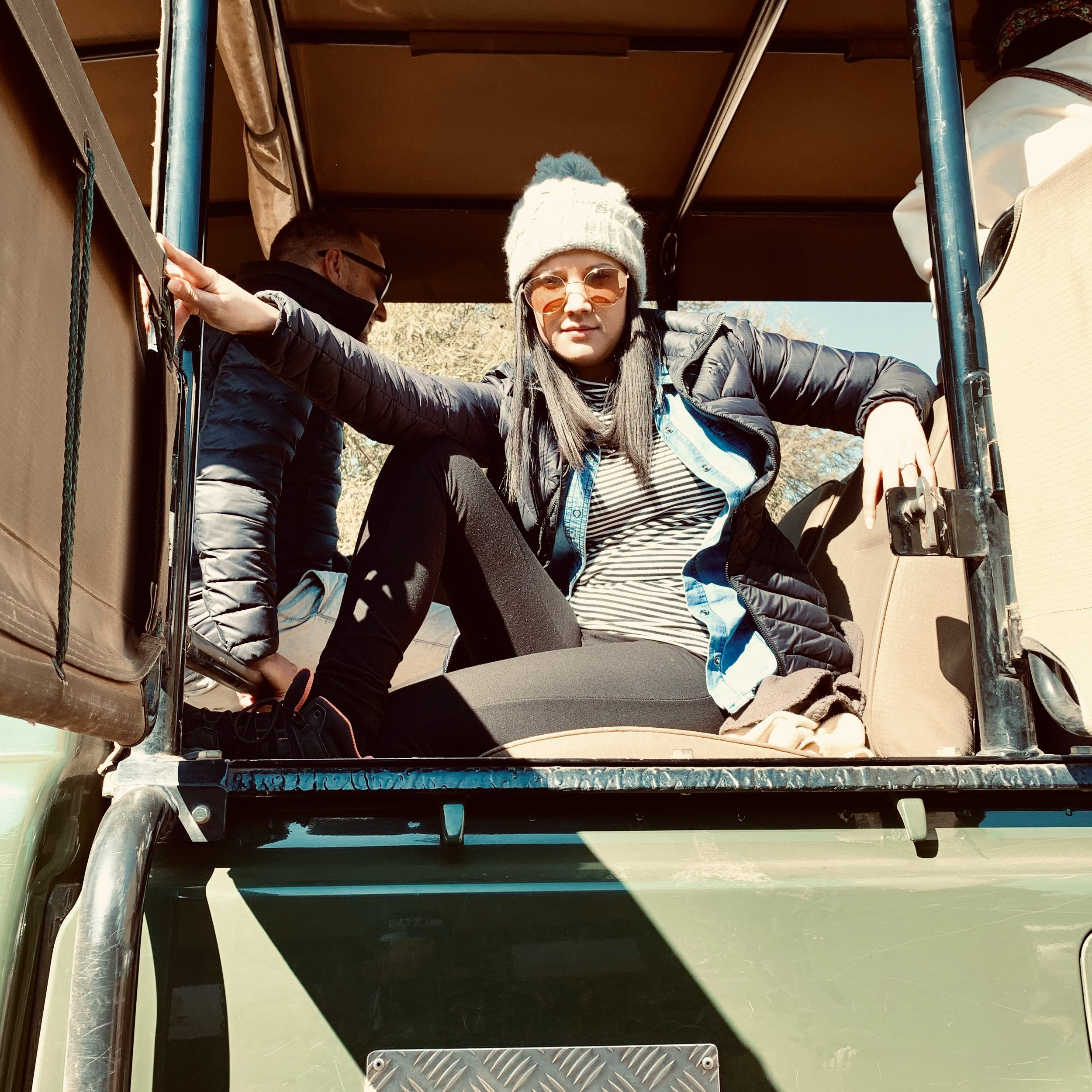 Mo Afrika Safari Tour 5 - Meletso.com