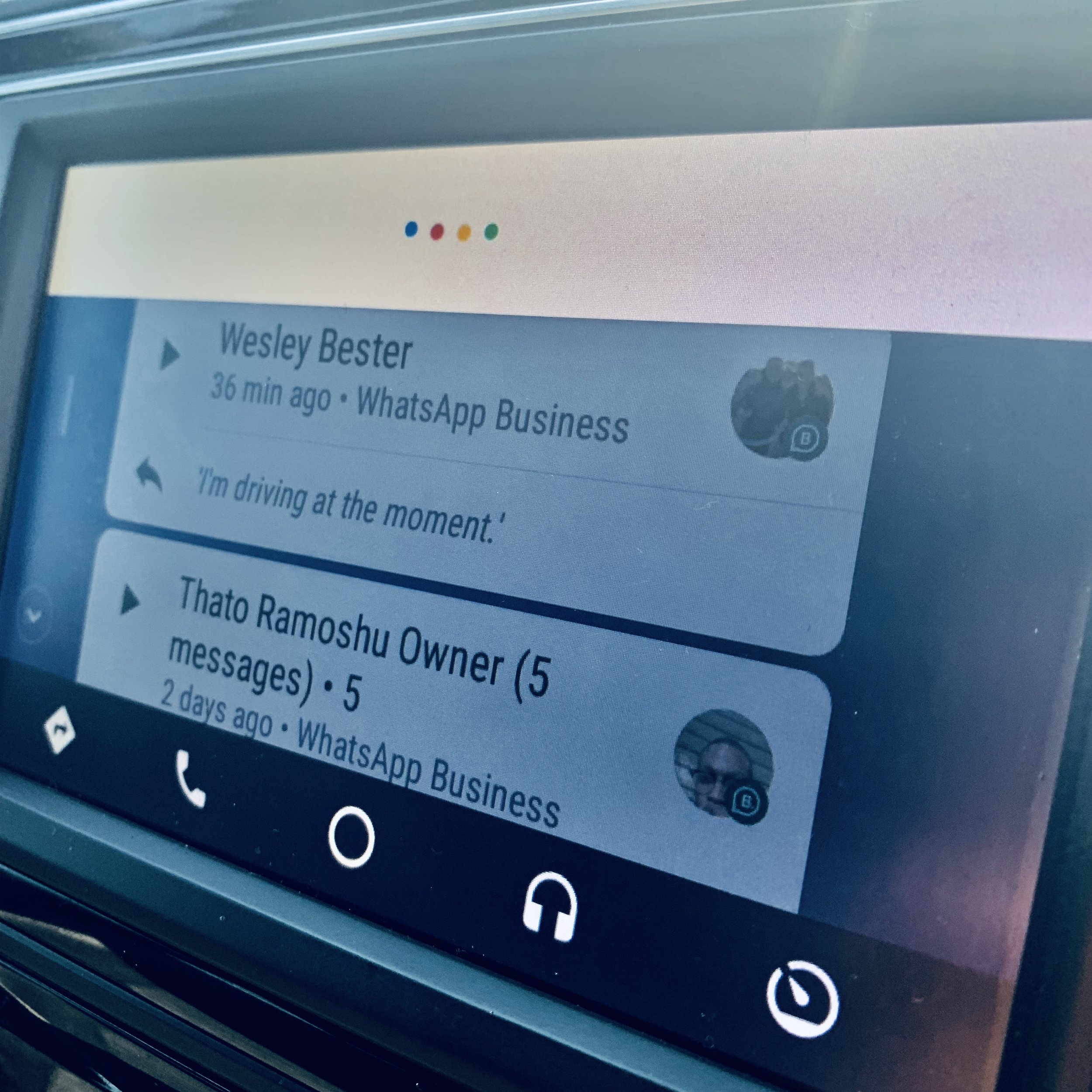 Android Auto Review Meletso