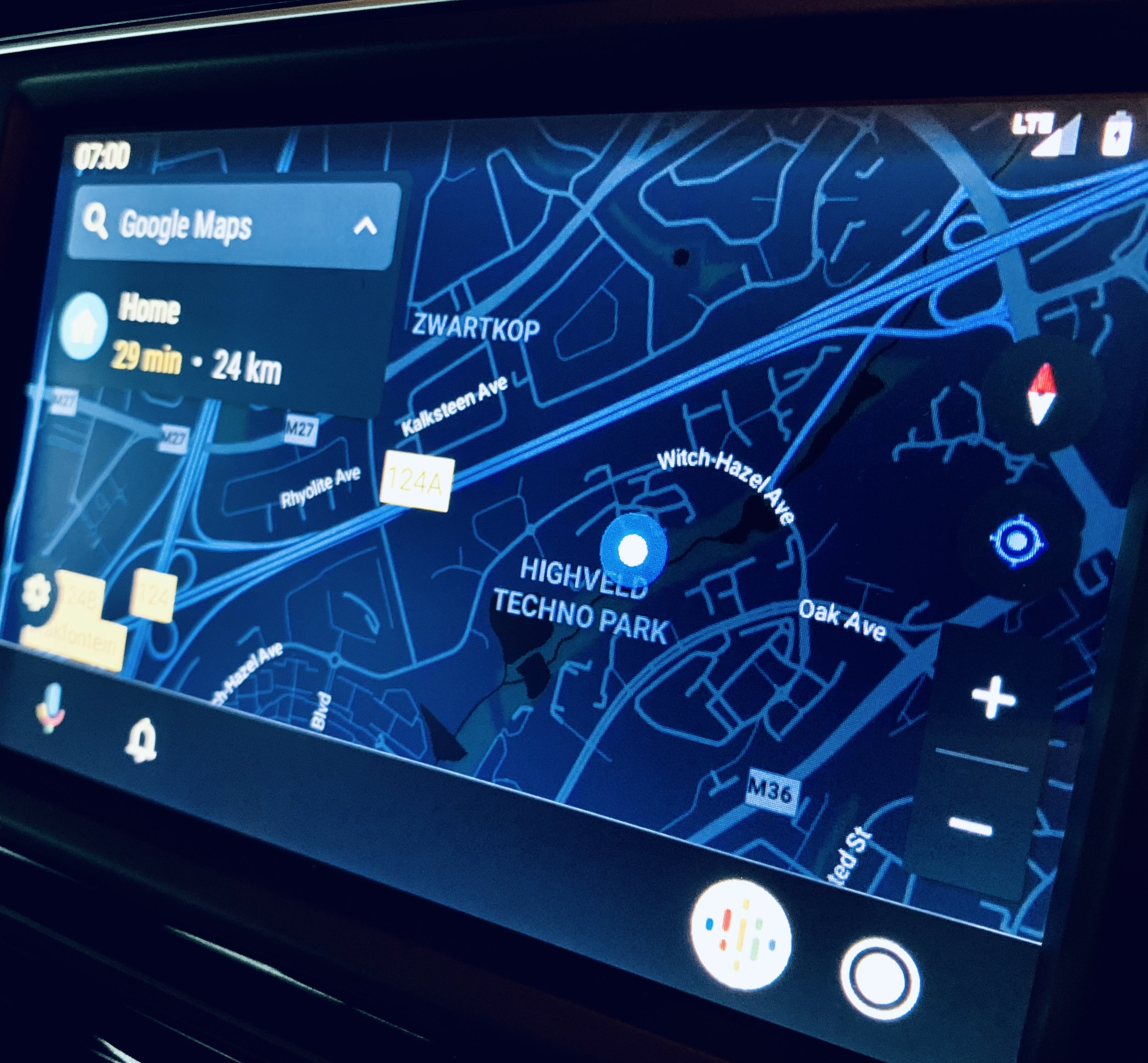 Tech Review Android Auto