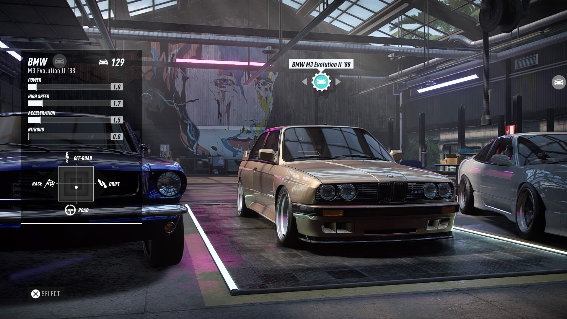 Playstation 4 In-Game Screenshot