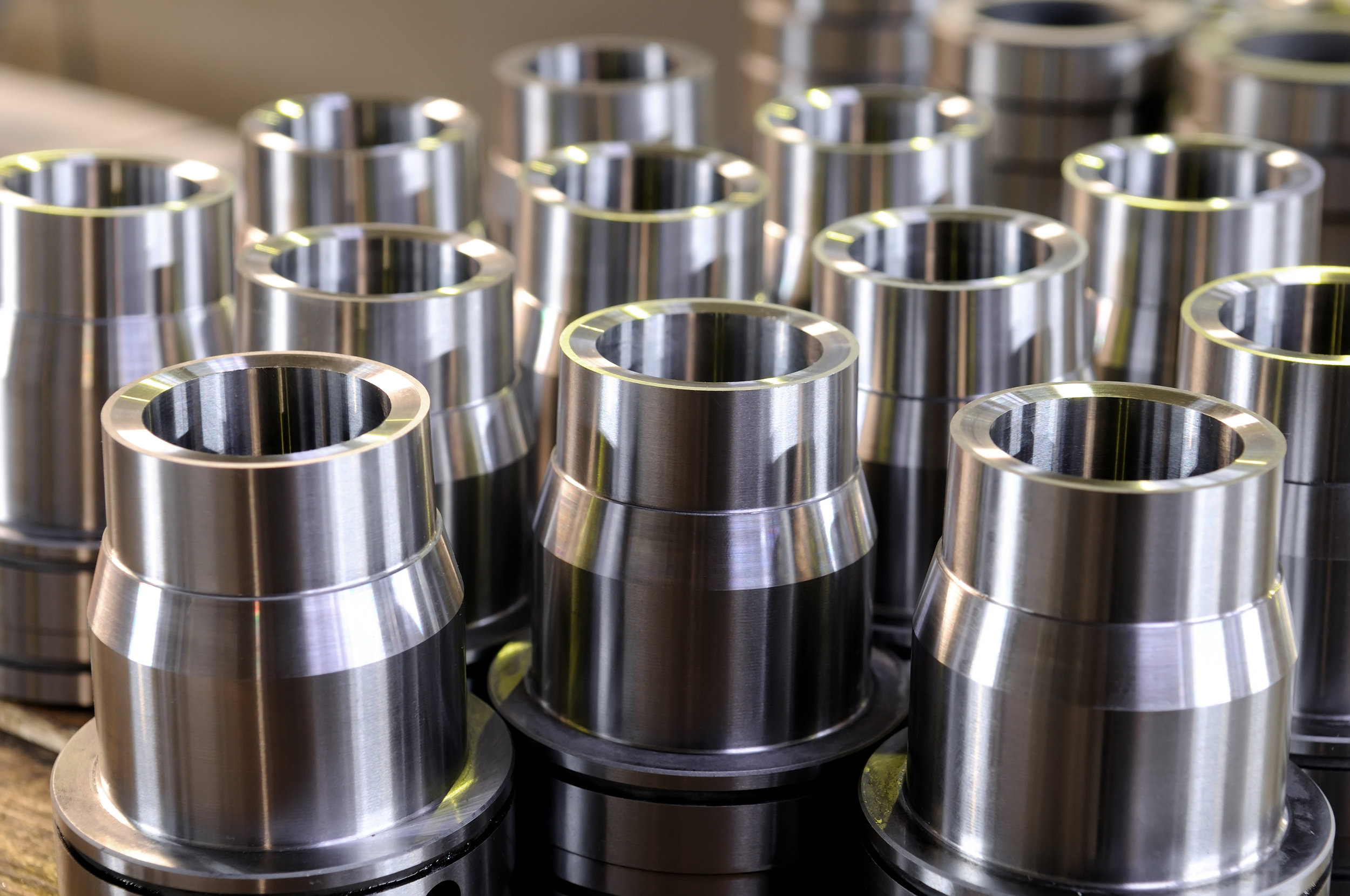 bore grinding - For The Closer Tolerance Bores, Grinding Will Give The Finish & Accuracy Needed. - Capacity To Grind Up To 75mm Bores Depending On The Length of The Component.