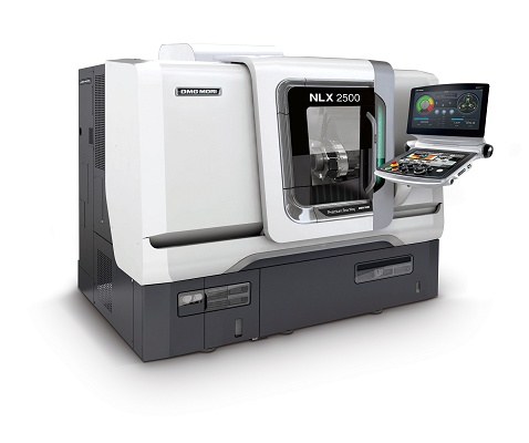 """3 AXIS TURNING WITH LIVE TOOLING - With the latest addition to AA Tools, our DMG Mori NLX2500 with 10"""" chuck and 700mm between centres allows for complete machine turned and milled parts from 1 machine - increasing capacity and reducing lead times."""