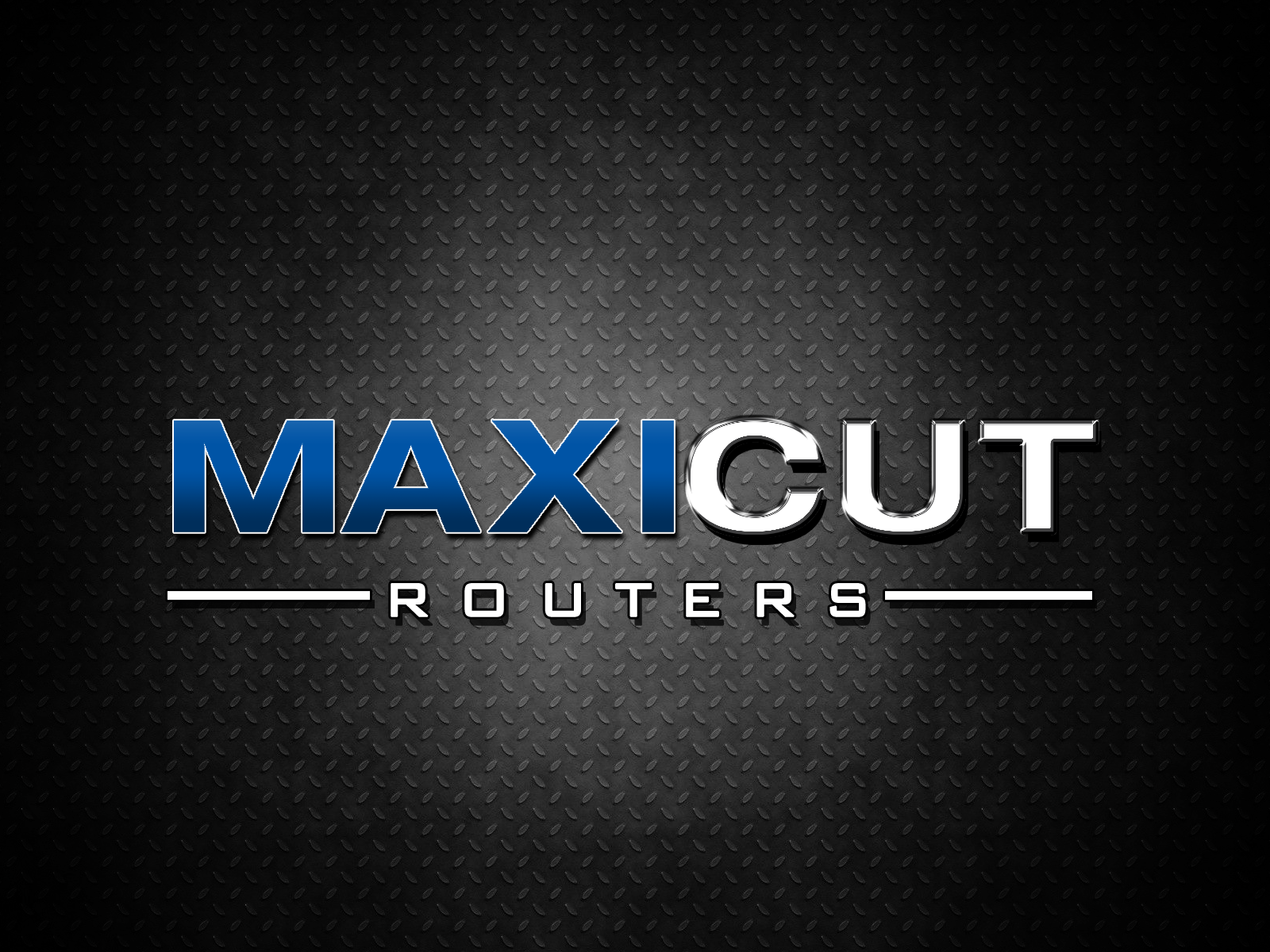 MAXICUT routers - Solid Carbide Routers Designed For Use on Composites, Woods, Plastics & Aluminium