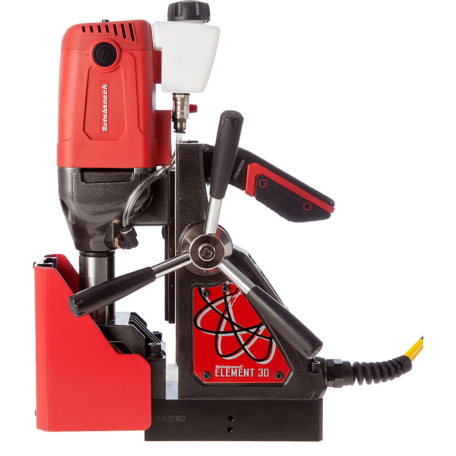 ROTABROACH ELEMENT 30 - The 'Element 30' is a combination of power and portability.This machine is one of the lightest magnetic based drills in the world.Suitable for drilling up to 32mm diameter by 35mm depth.£360.00 + VAT