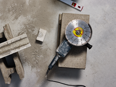 diamond products - Full range of Klingspor diamond cutting, drilling and grinding products
