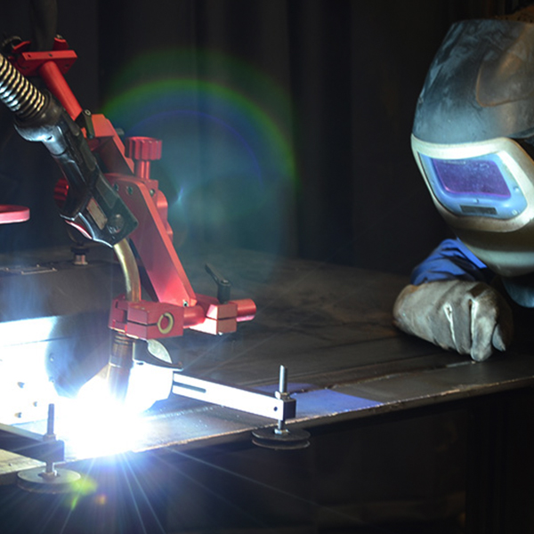 welding & Cutting carriages - Auto welding & cutting carriages including battery options