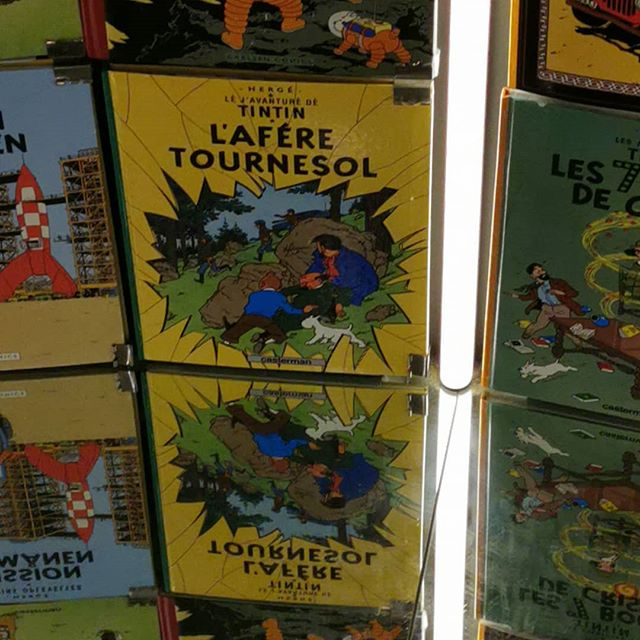 Musée Hergé, 24.05.2019