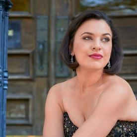 Rachel Calloway   mezzo-soprano, 2013-2014