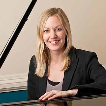 Charity Wicks Music Director  2013-2017