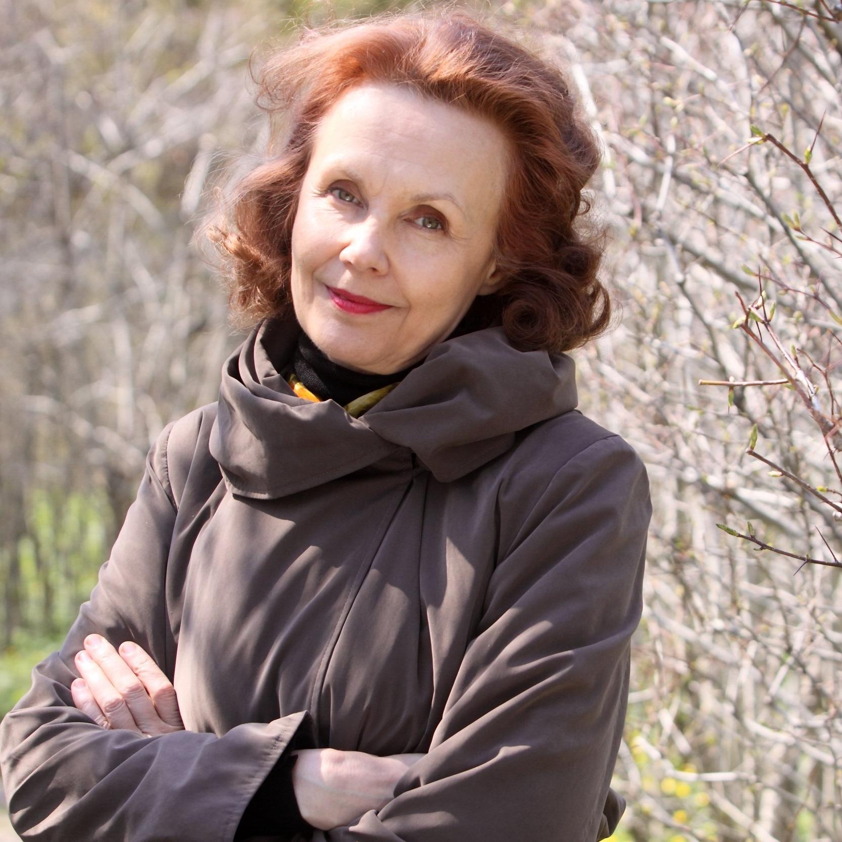 Kaija Saariaho     composer   L'Amour de loin ,  Émilie ,  Adriana Mater