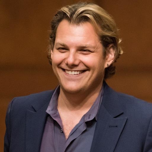 Blake Friedman   tenor, 2015-18