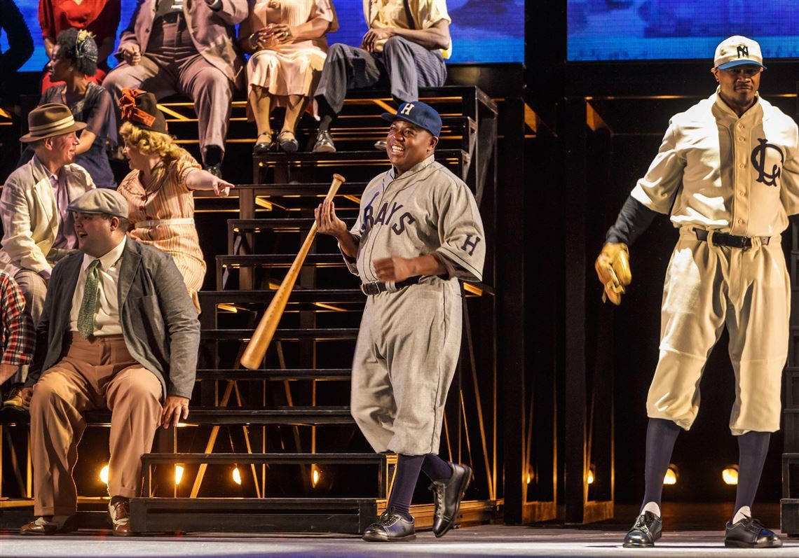 Alfred Walker in Pittsburgh Opera's 2017 world premiere of  The Summer King , an opera that began development in AOP's Composers & the Voice training program and in subsequent workshops. (David Bachman Photography)