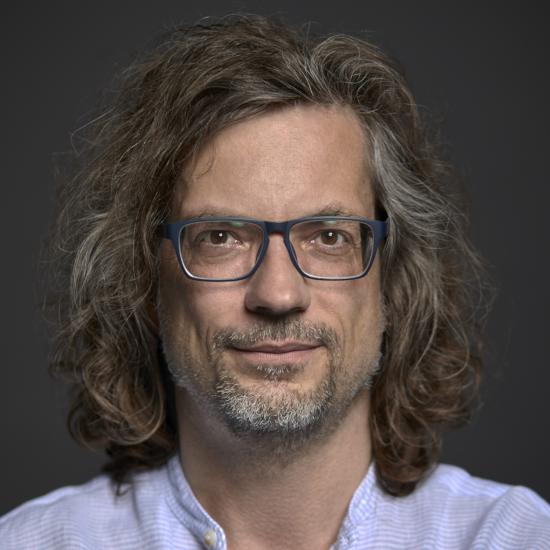 Matthias Hornschuh   Composer, speaker, GEMA board member  // © Sebastian Linder / GEMA