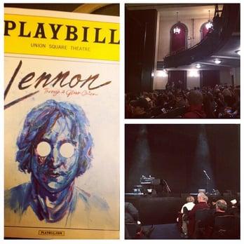 Lennon Glass Onion playbill.jpg