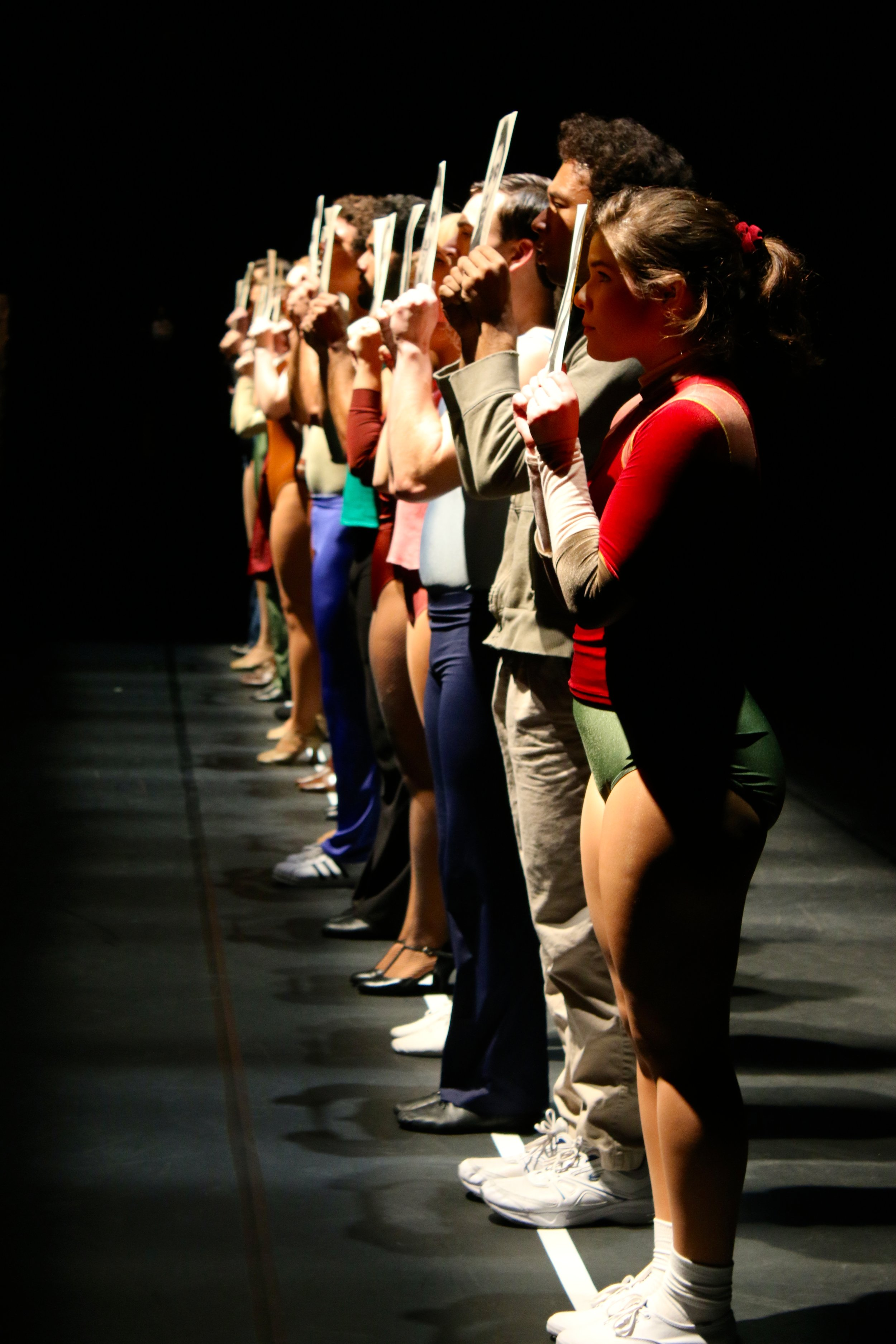 A Chorus Line, Ithaca College