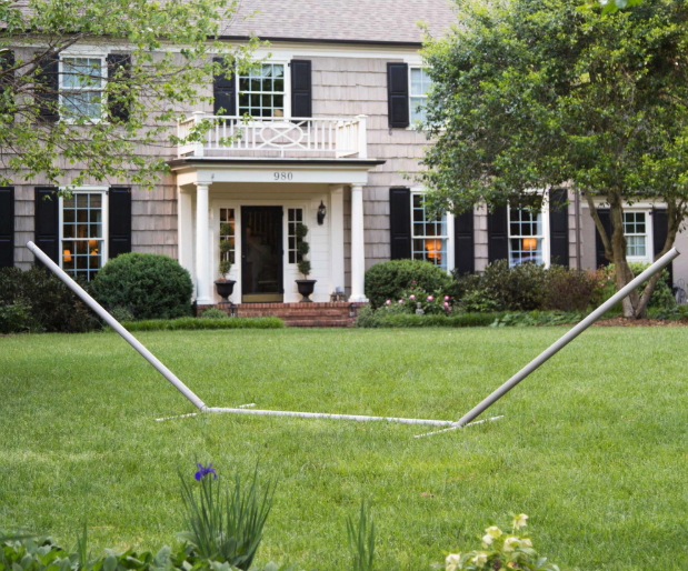 Traditional Steel Hammock Stand