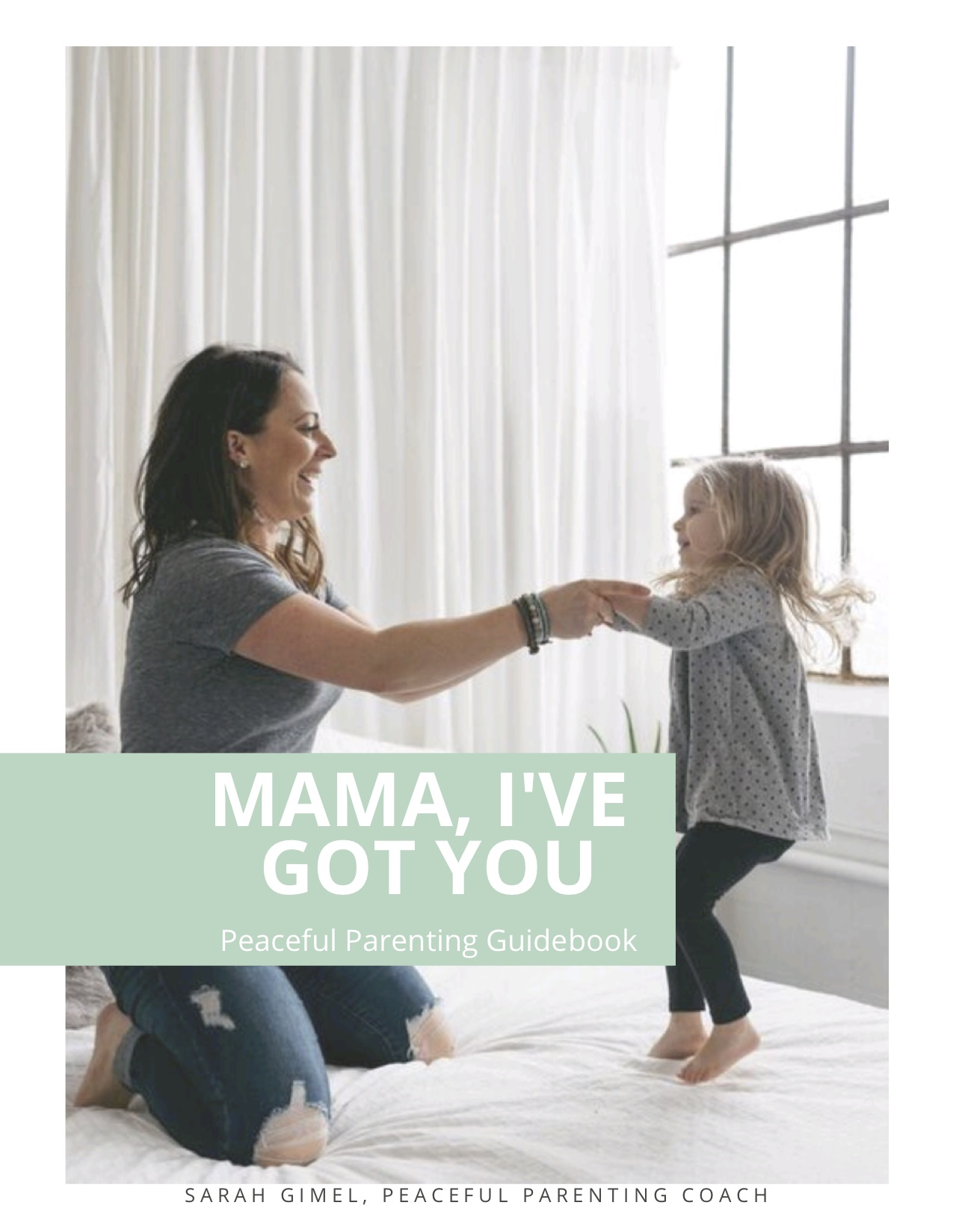 Mama, I've Got You. - PEACEFUL PARENTING GUIDEBOOKCheck it. This guidebook is full of tips, ideas, and suggestions that are based on what works and has worked for me along my journey of peaceful parenting.These tips will serve you if you…want to stop snapping at your kidswant your kids to cooperate without the fightwant to cultivate real patienceare ready to take back control of your life