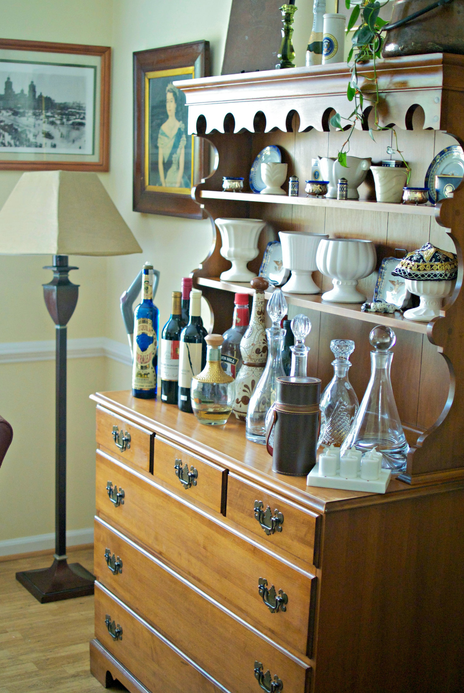 the art of displaying collectibles
