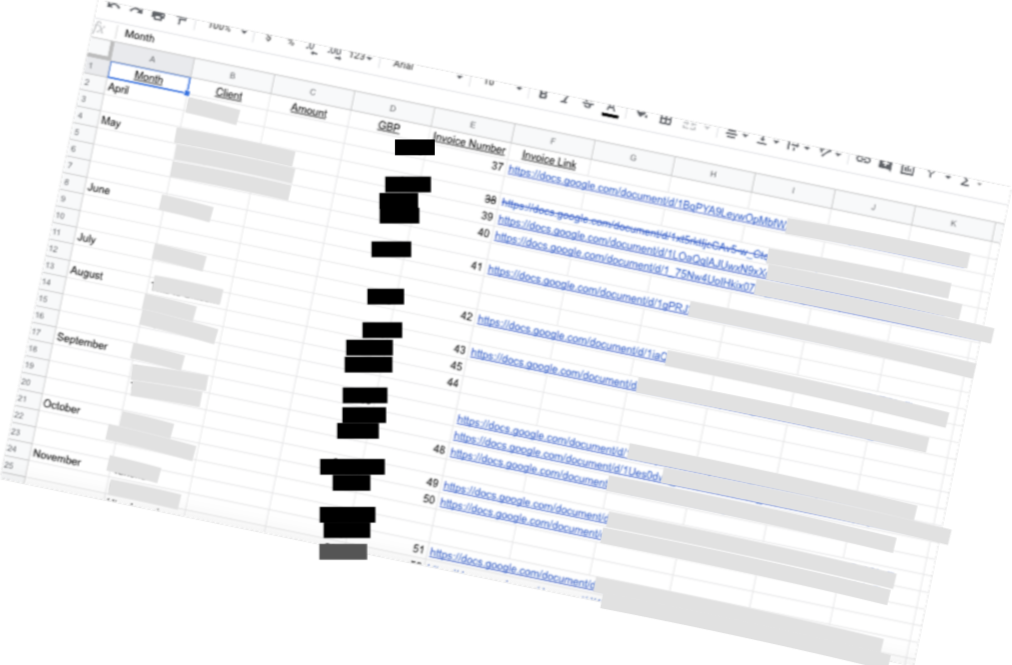 User Research - Spreadsheet Workaround - Freelancer Invoices.png