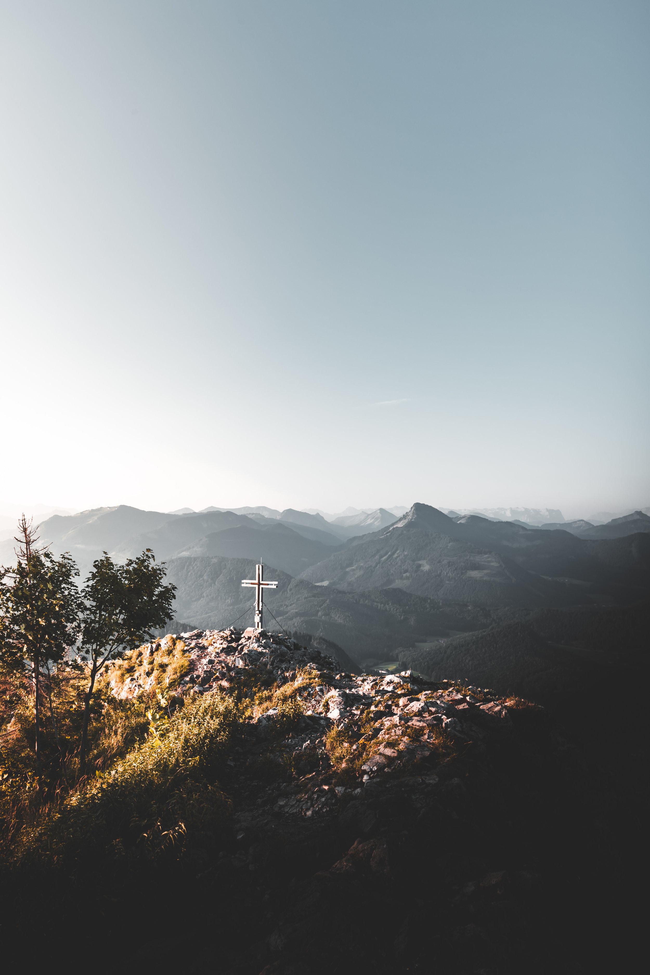 September 1, 2019 - Sermon- Doug Allison